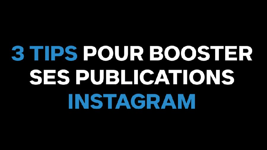 BOOSTER SES PUBLICATIONS INSTAGRAM VIA 3 TIPS
